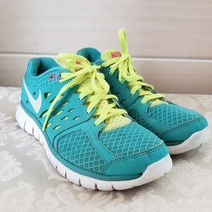Nike Flex 2013 Run Women's Running Shoes. Sz.7.